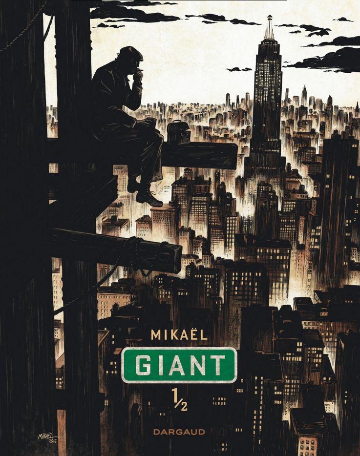 GIANT et autres BD de Mikaël A28