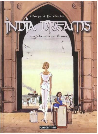 Couvertures d'albums - Page 5 India10