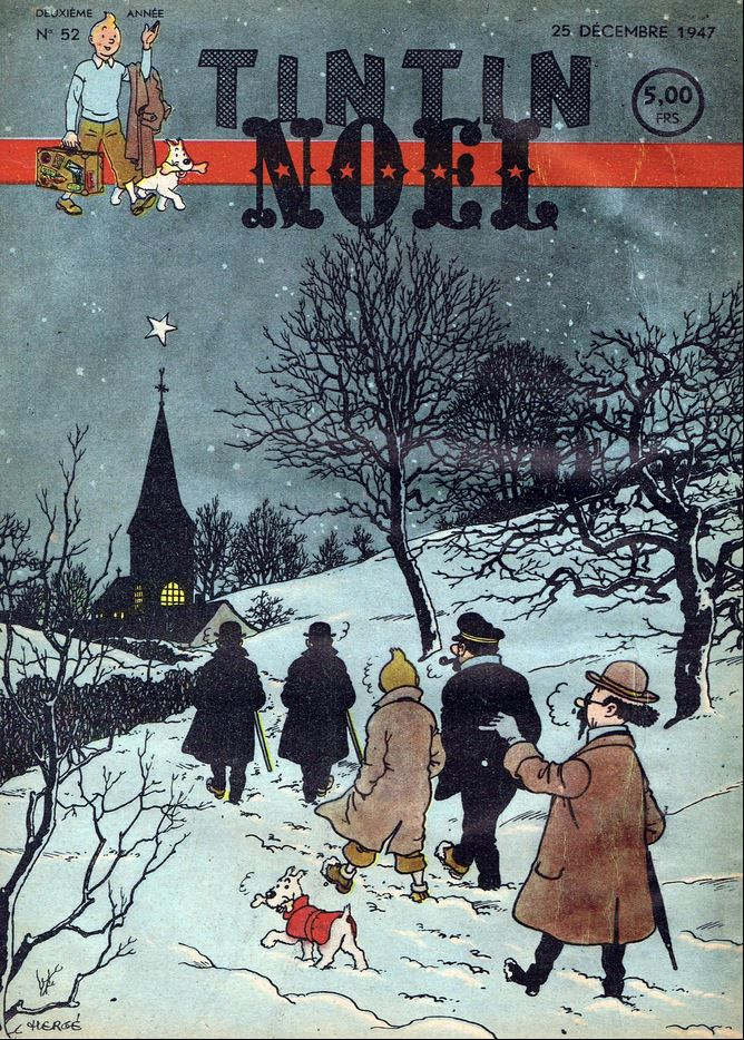 Couvertures d'albums - Page 4 Tintin11