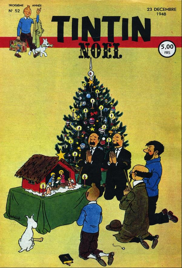 Couvertures d'albums - Page 4 Tintin12
