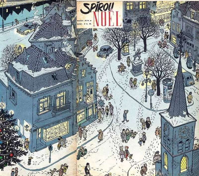 Couvertures d'albums - Page 4 Tintin14