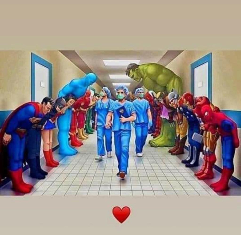 les supers héros 20201112