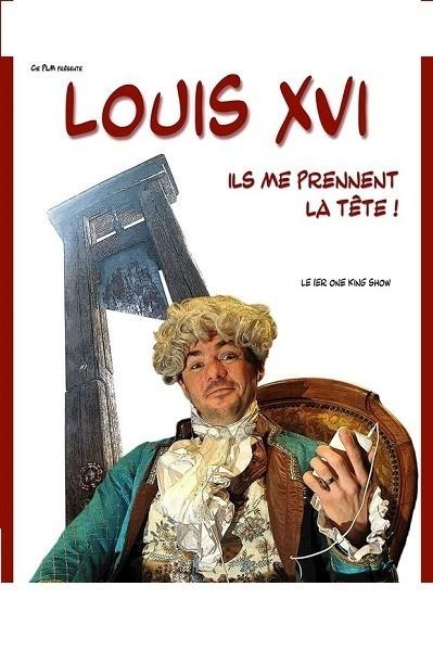 Louis XVI il me prennent la tête ! 14893910