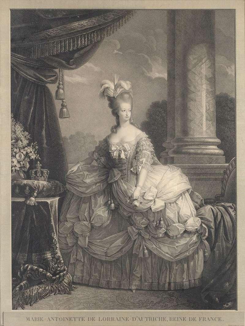 A vendre: gravures Marie-Antoinette et XVIIIe siècle - Page 3 14894910