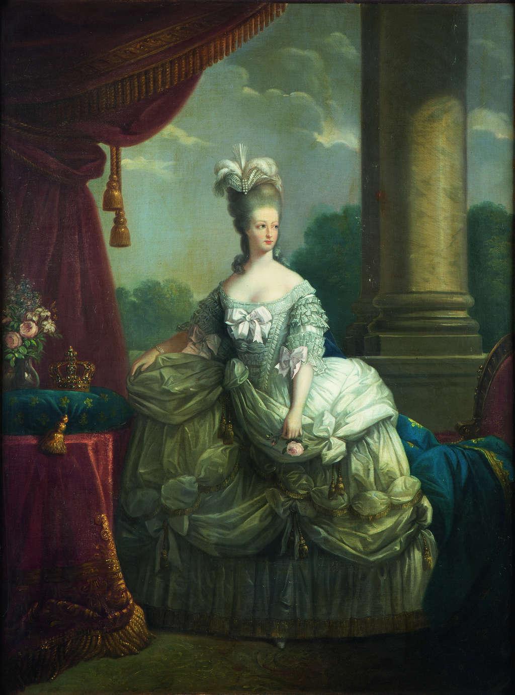 Portrait de la Reine 1778 - Page 3 14905911
