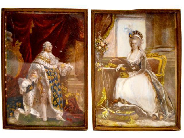 A vendre: Louis XVI et Marie Antoinette - Page 4 16315010