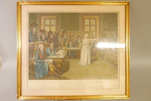 A vendre: gravures Marie-Antoinette et XVIIIe siècle - Page 3 18302310