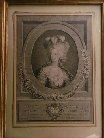 Portrait de la Reine Marie-Antoinette par Joseph Boze - Page 4 19471810