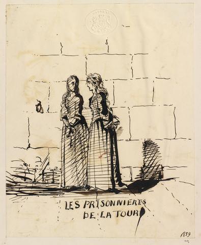 Marie Antoinette par la princesse Alice 50354810