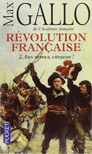 Les livres de Max Gallo sur la Révolution - Page 2 51pu6l10