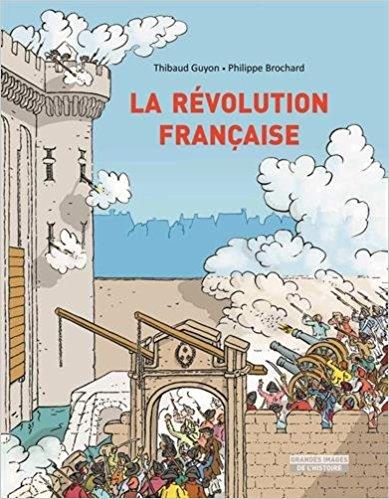 La Révolution française de Philippe Brochard 61pzpk10