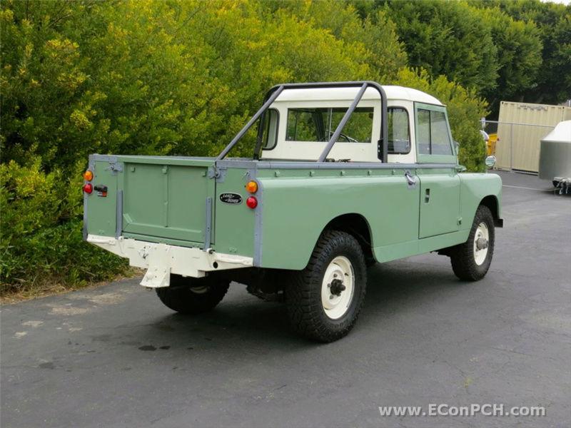 Land 109 a2 pickup Adventure 10118-12
