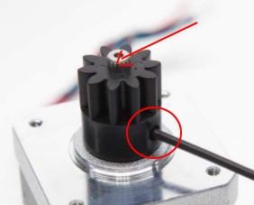 Contrôle technique de la K8200, 39 défauts détectés sur 40 points - Page 2 Pignon11