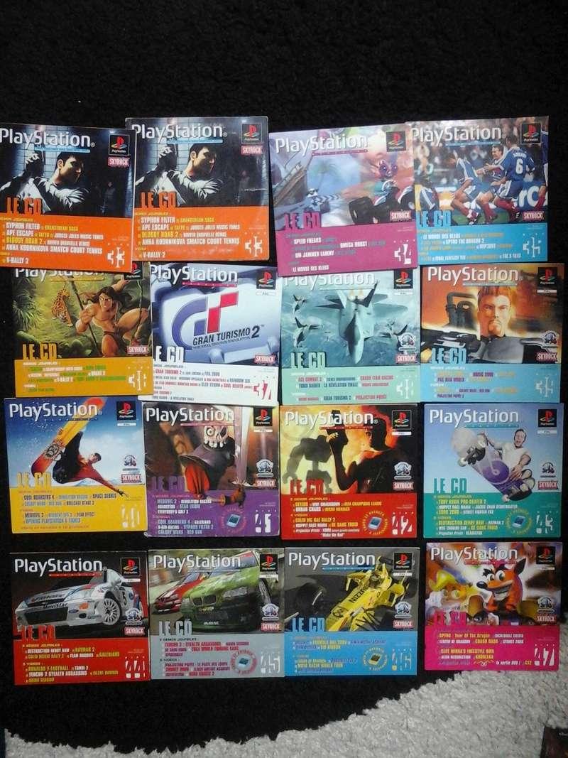 [RCH] CD Démo Playstation Magazine 20170516