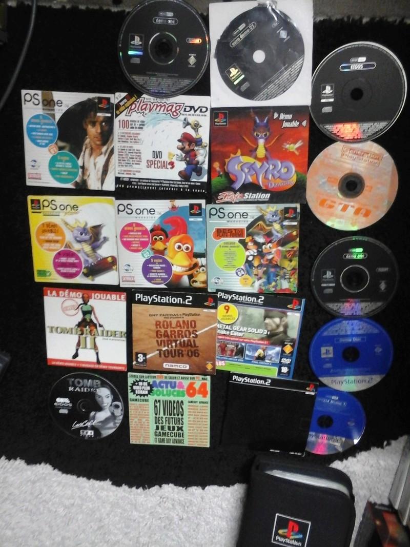 [RCH] CD Démo Playstation Magazine 20170517