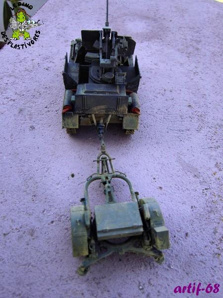 2cm flak38 auf Pz.Kpfw I [ 1/35° de Dragon] Img_5524
