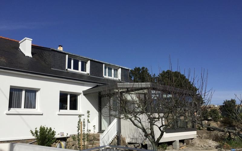 Terrasse en bois d'arbre Fullsi63