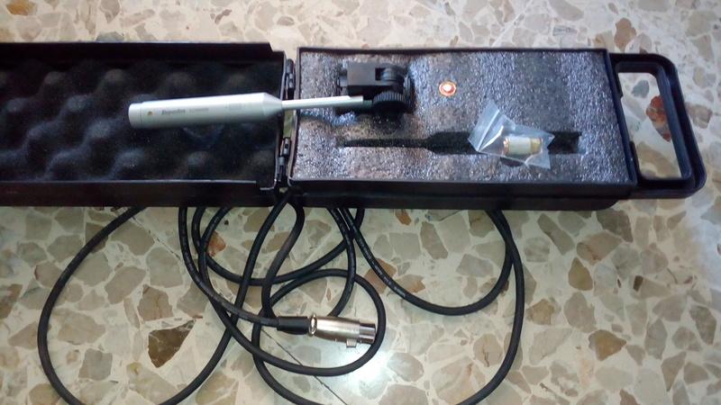 Vendo Pesaro e RN - Microfono omnidirezionale SuperLux ECM 888 B Img_2010