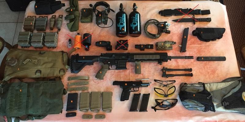 VENTE répliques, gear et accesoires Photo_11