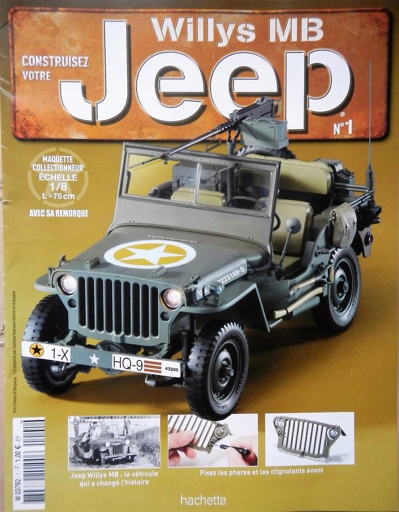 Jeep Willys - 1/8ème - Ed. Hachette - Construction par Glénans (Partie 1) Dscn5541