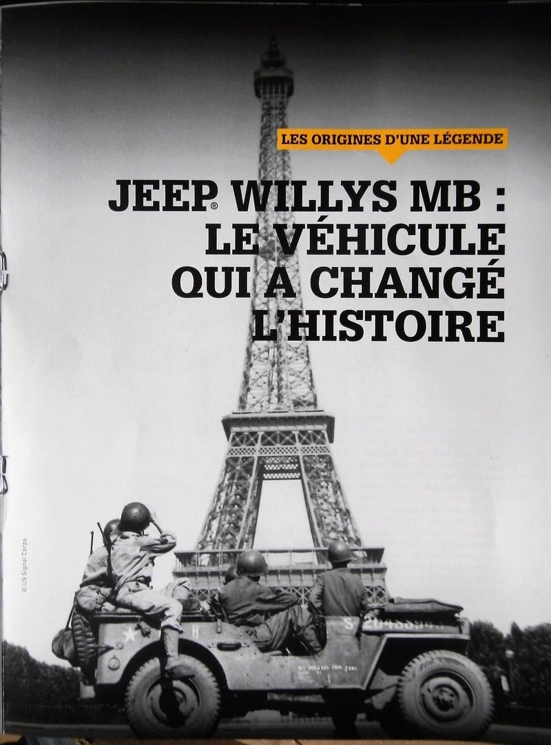 Jeep Willys - 1/8ème - Ed. Hachette - Construction par Glénans (Partie 1) Dscn5542