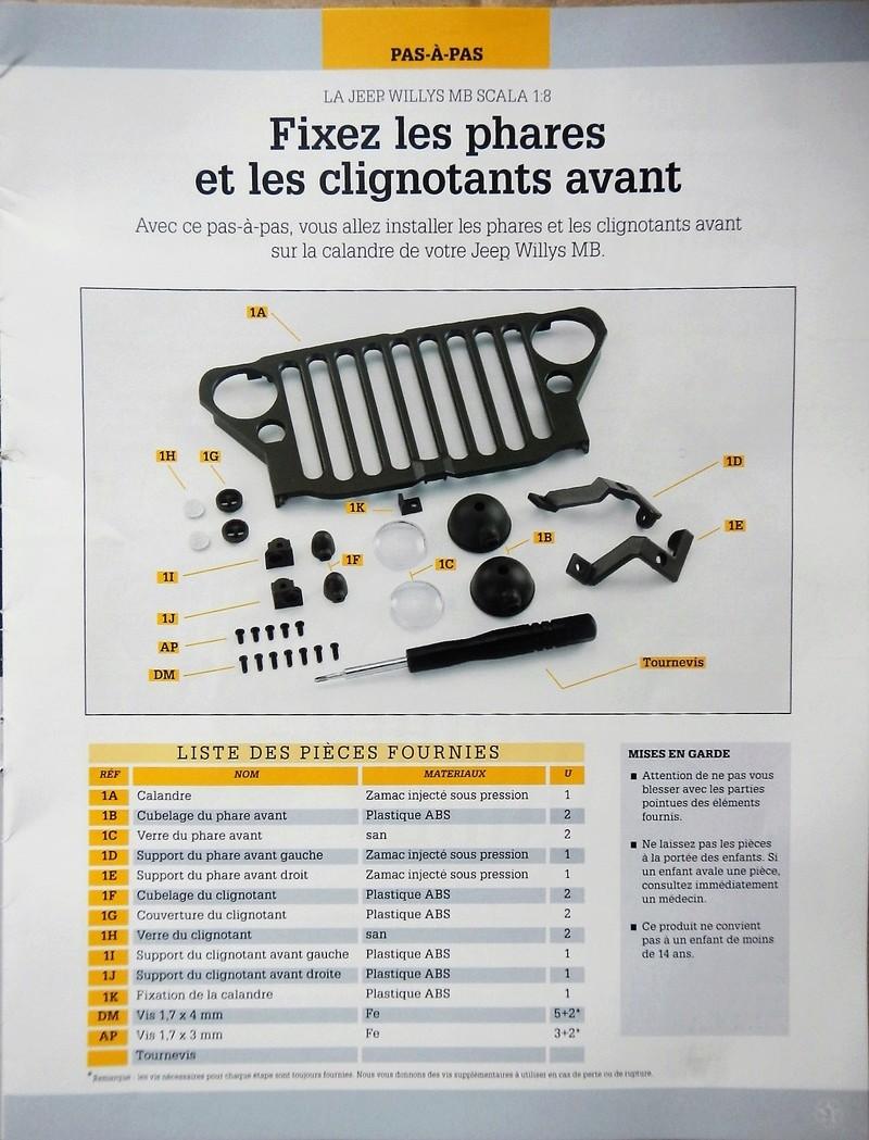 Jeep Willys - 1/8ème - Ed. Hachette - Construction par Glénans (Partie 1) Dscn5544