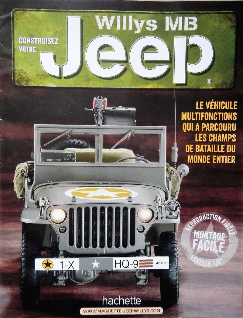 Jeep Willys - 1/8ème - Ed. Hachette - Construction par Glénans (Partie 1) Dscn5546