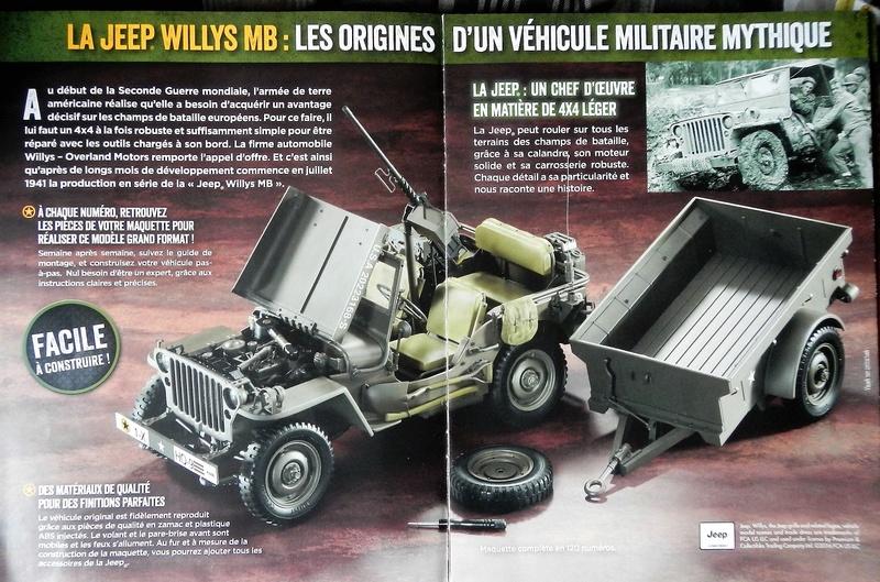 Jeep Willys - 1/8ème - Ed. Hachette - Construction par Glénans (Partie 1) Dscn5547