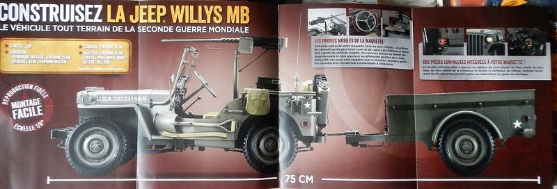 Jeep Willys - 1/8ème - Ed. Hachette - Construction par Glénans (Partie 1) Dscn5548
