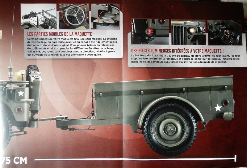 Jeep Willys - 1/8ème - Ed. Hachette - Construction par Glénans (Partie 1) Dscn5550