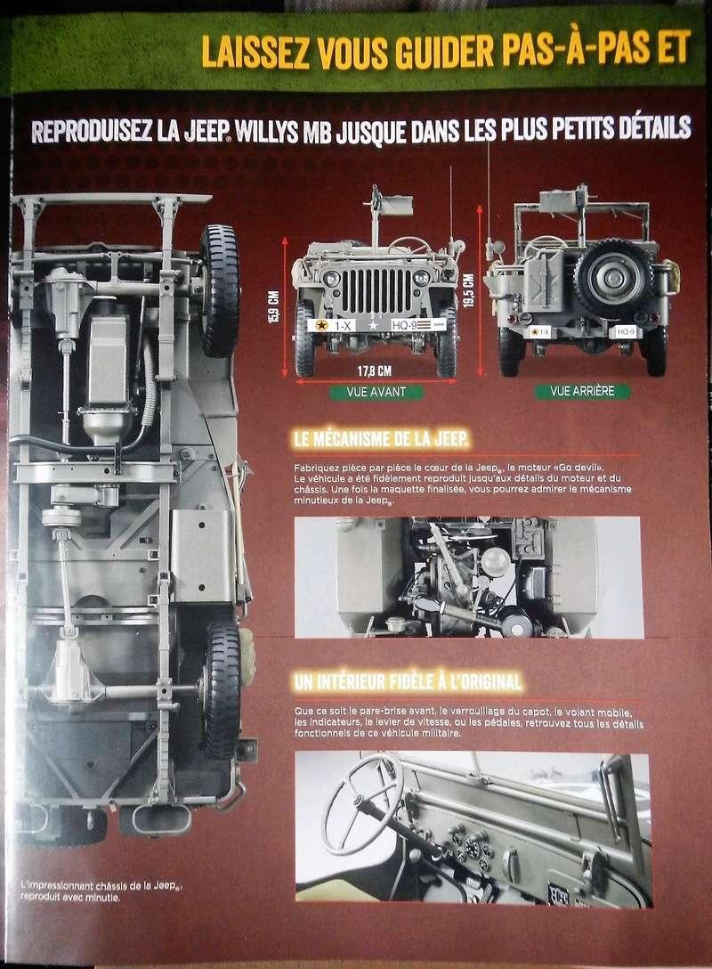 Jeep Willys - 1/8ème - Ed. Hachette - Construction par Glénans (Partie 1) Dscn5551
