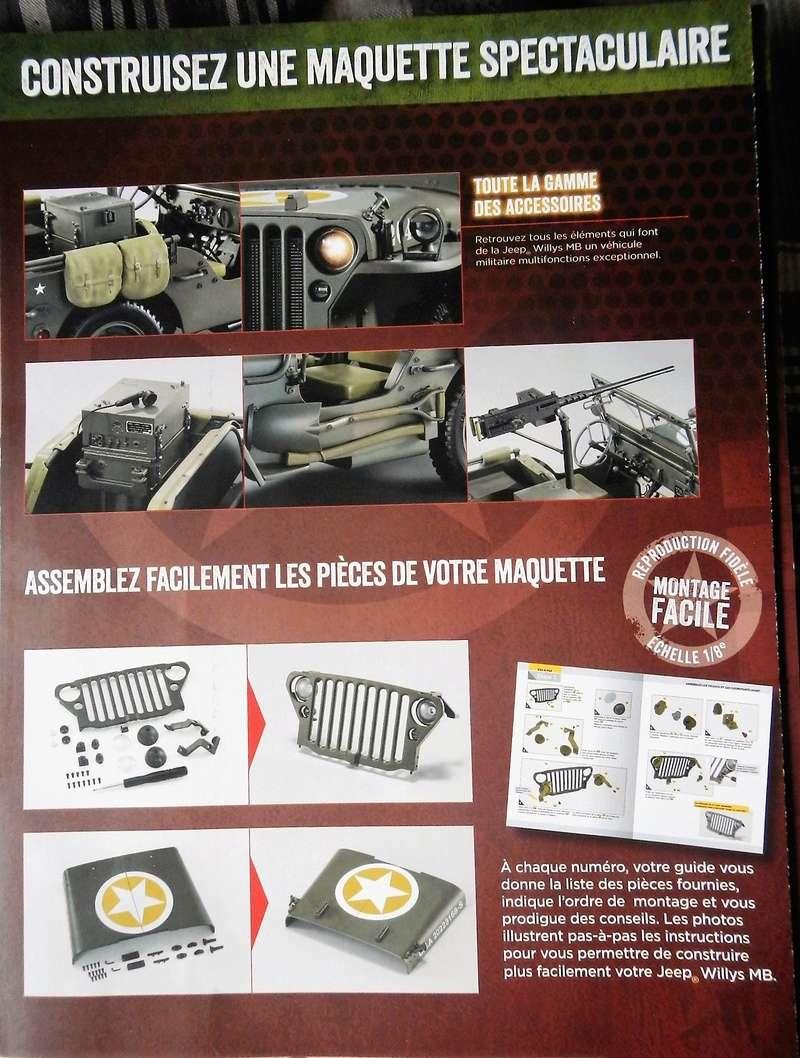 Jeep Willys - 1/8ème - Ed. Hachette - Construction par Glénans (Partie 1) Dscn5552