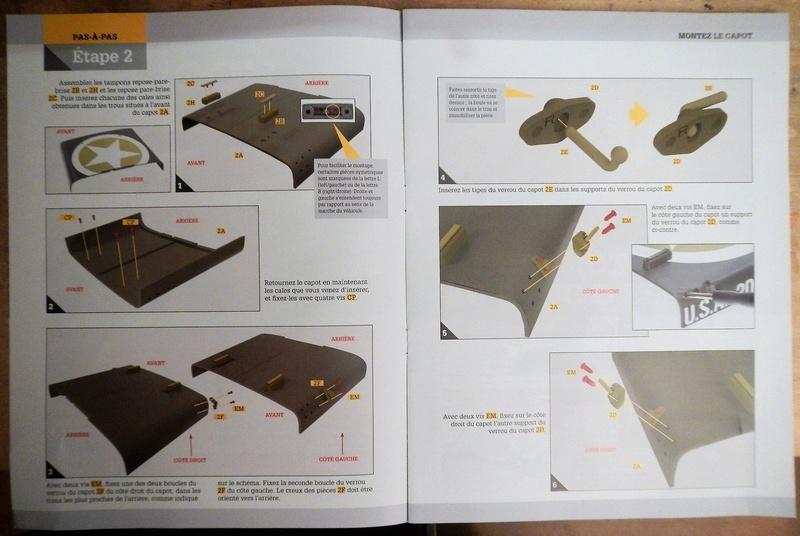 Jeep Willys - 1/8ème - Ed. Hachette - Construction par Glénans (Partie 1) - Page 2 Dscn5823