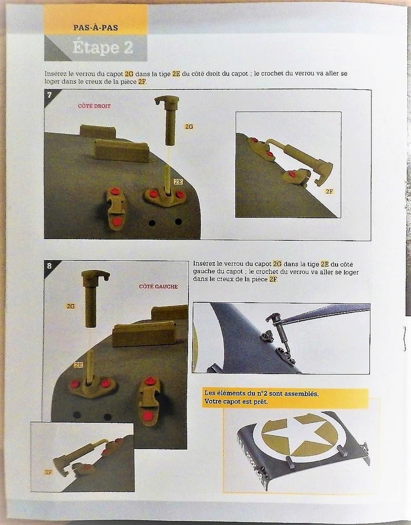 Jeep Willys - 1/8ème - Ed. Hachette - Construction par Glénans (Partie 1) - Page 2 Dscn5824
