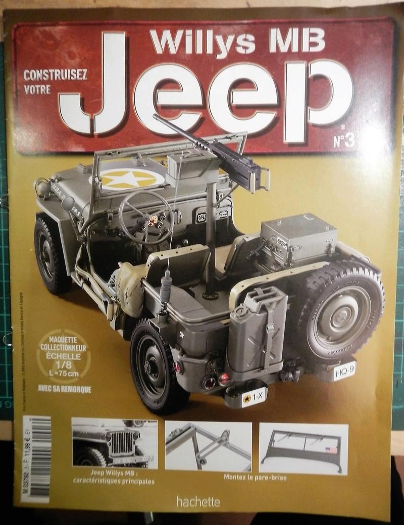 Jeep Willys - 1/8ème - Ed. Hachette - Construction par Glénans (Partie 1) - Page 2 Dscn5828