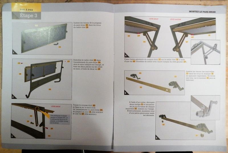 Jeep Willys - 1/8ème - Ed. Hachette - Construction par Glénans (Partie 1) - Page 2 Dscn5830