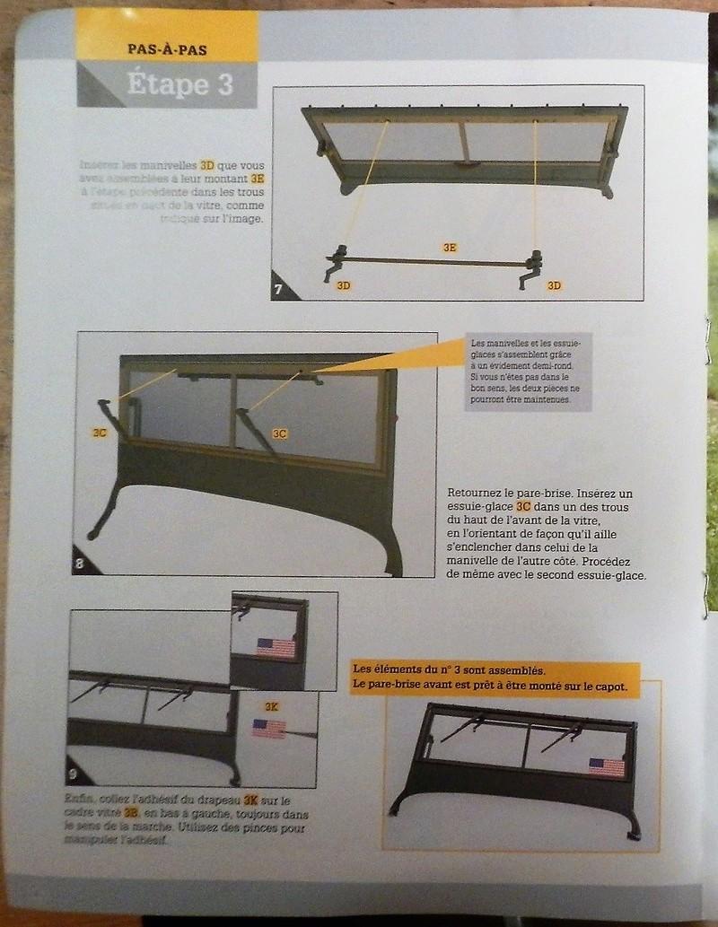 Jeep Willys - 1/8ème - Ed. Hachette - Construction par Glénans (Partie 1) - Page 2 Dscn5831
