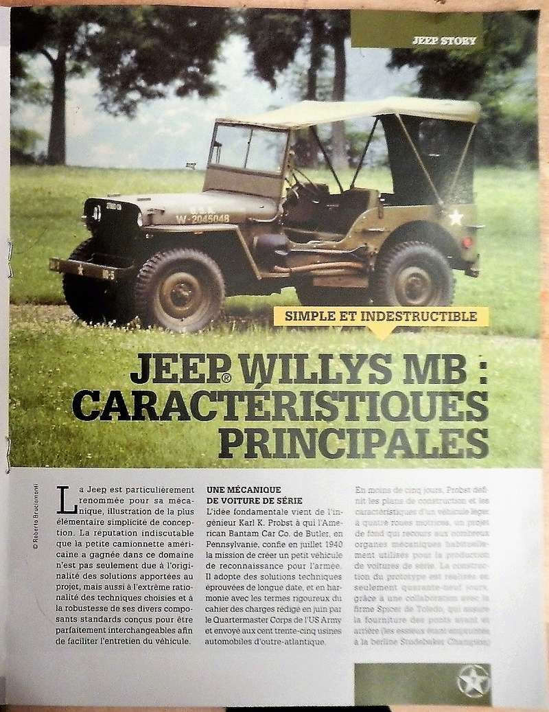 Jeep Willys - 1/8ème - Ed. Hachette - Construction par Glénans (Partie 1) - Page 2 Dscn5832