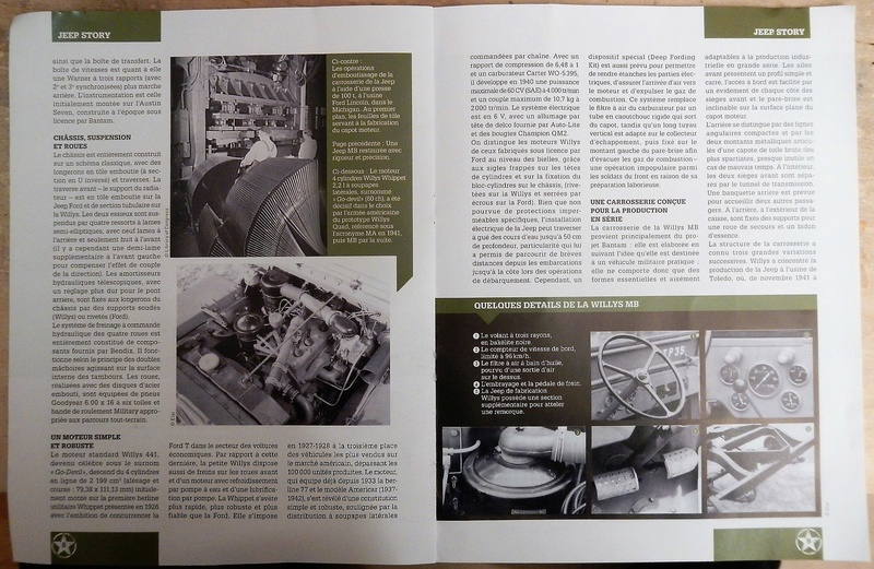 Jeep Willys - 1/8ème - Ed. Hachette - Construction par Glénans (Partie 1) - Page 2 Dscn5833