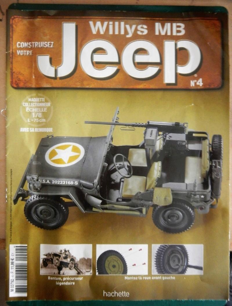 Jeep Willys - 1/8ème - Ed. Hachette - Construction par Glénans (Partie 1) - Page 2 Dscn6012