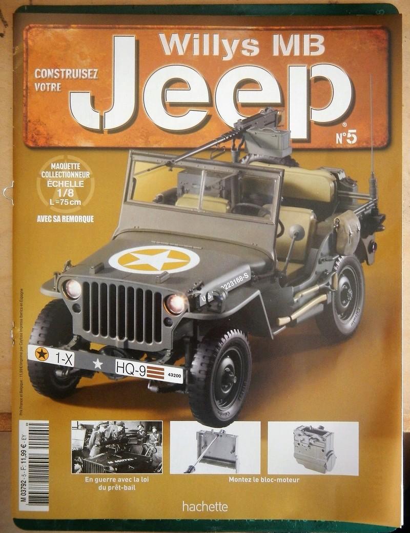 Jeep Willys - 1/8ème - Ed. Hachette - Construction par Glénans (Partie 1) - Page 2 Dscn6015