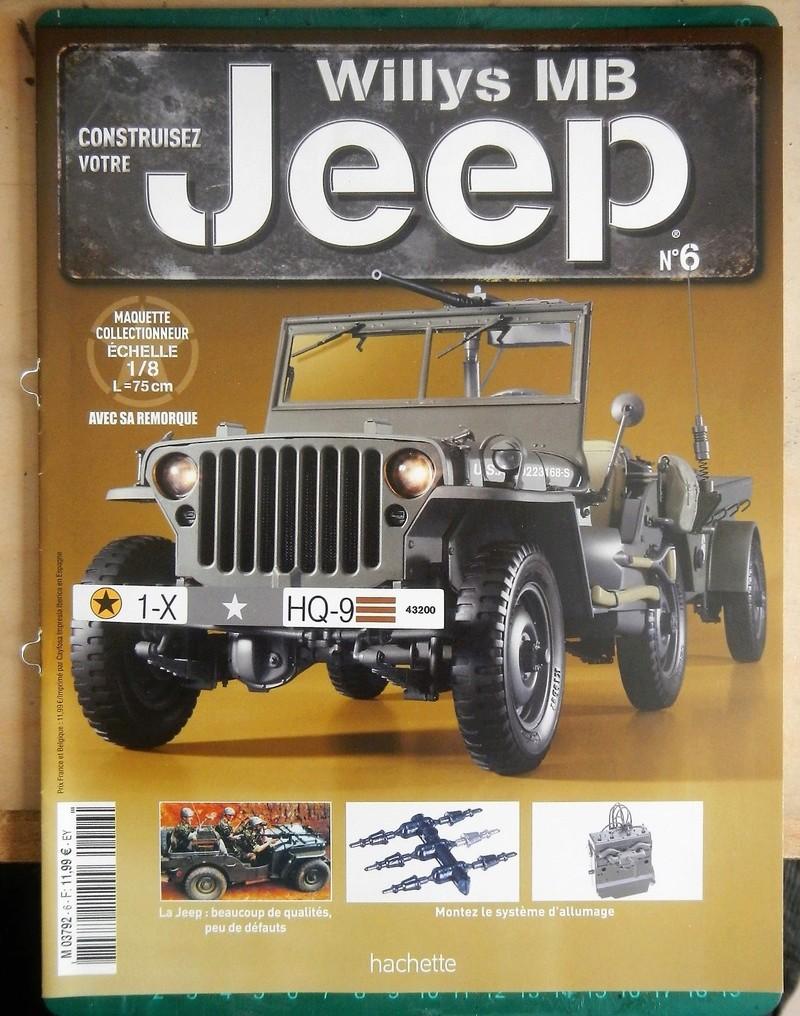 Jeep Willys - 1/8ème - Ed. Hachette - Construction par Glénans (Partie 1) - Page 2 Dscn6018