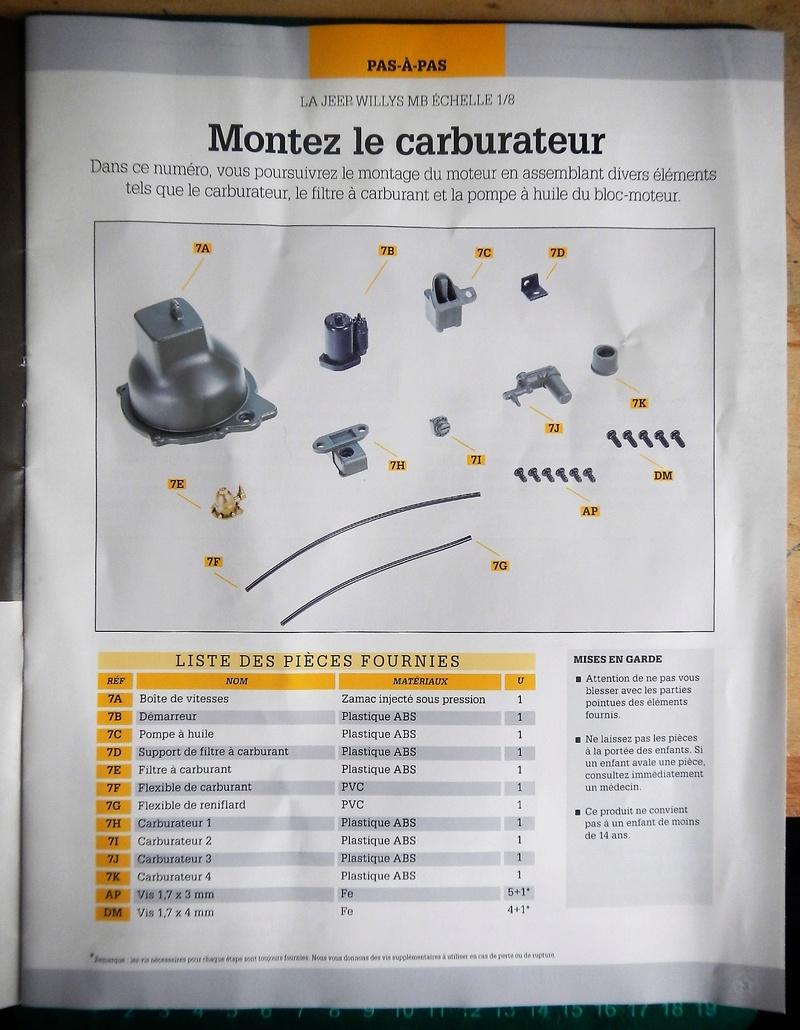 Jeep Willys - 1/8ème - Ed. Hachette - Construction par Glénans (Partie 1) - Page 2 Dscn6022