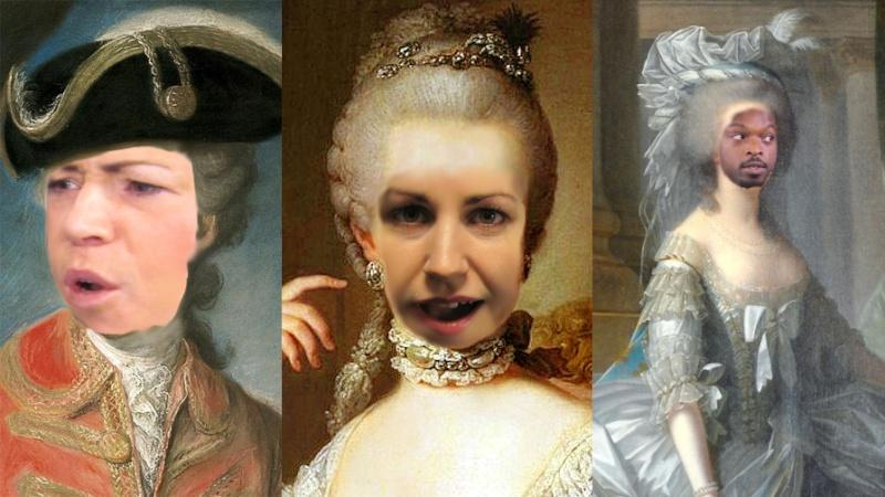 Marie Antoinette et l'éternel people 32419811
