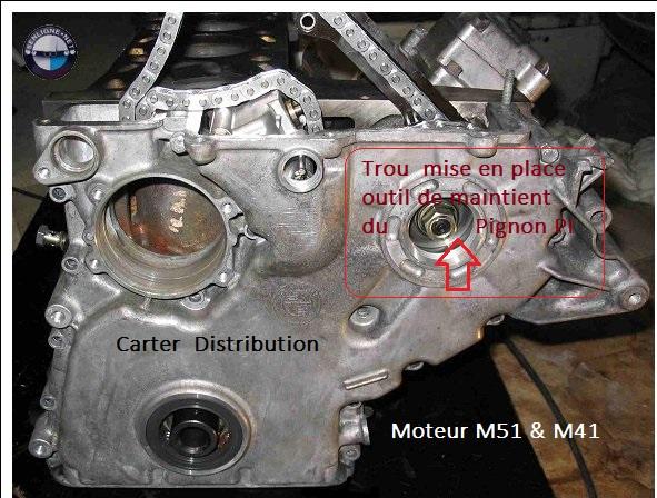 Bmw e36 318 tds m47 2000 probl me calage distribution for Comparateur garage courroie de distribution