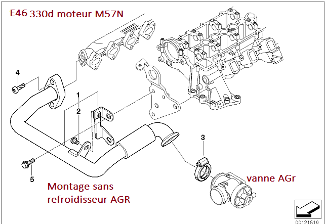 [ Bmw E46 330d M57N an 2003 ] Recherche des 2 thermostats 11_san10
