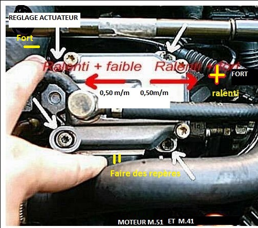 [ Bmw E39 525 tds M51 an 1997 ] moteur cale a chaud 13_act14