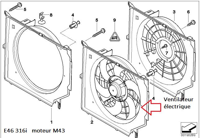 [ Bmw e46 316i m43 an 2001 ] Vidéo identifier bruit moteur 17_m4310