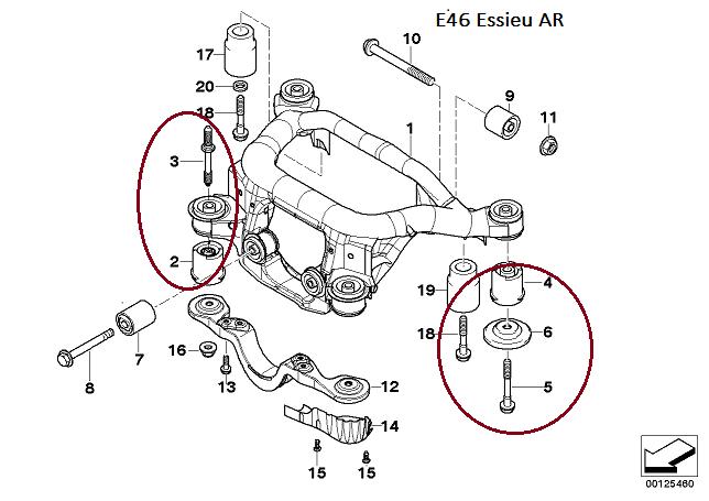 [ BMW E46 320d M47 an 1999 ] bruit venant de l'arrière, accoups à l'accélération - Page 2 33_e4612