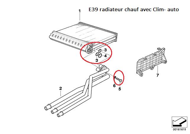 [ Bmw E39 535i M62 an 1999 ] problème liquide refroidissement - Page 2 64_e3910